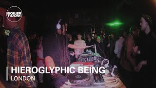 Hieroglyphic Being Boiler Room DJ Set