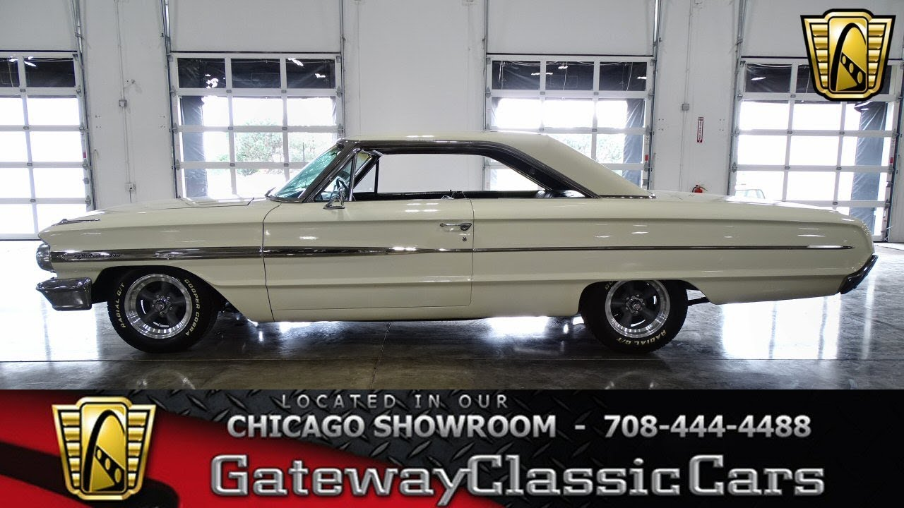 1964 Ford Galaxie Gateway Classic Cars Chicago #1308