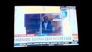 ISIS GUNMAN IN AUSTRALIA GETS KILLED IN CAFE HOSTAGE ATTEMPT! WOW! 12/15/14