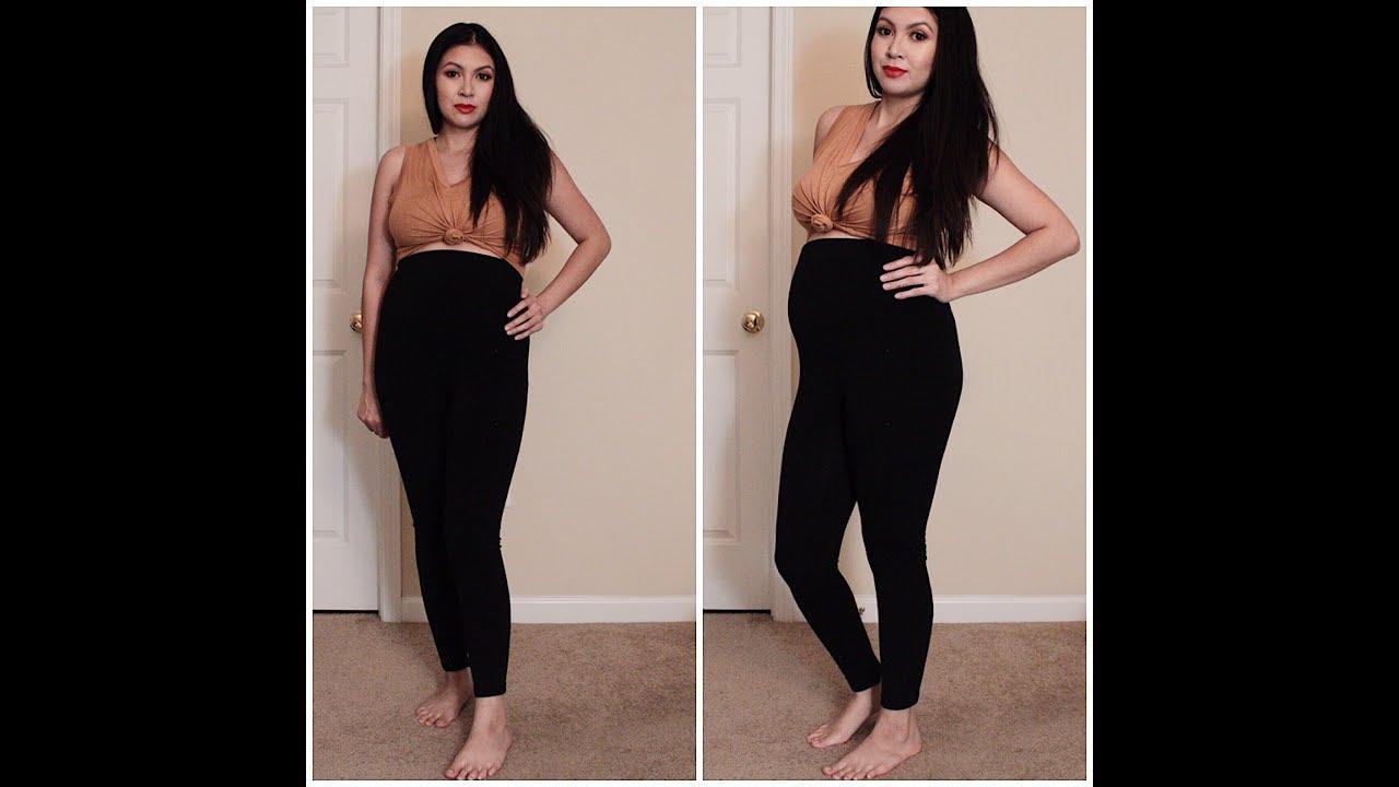 0c1e478af9551 Affordable Pregnancy Clothes from Fashion Nova & Forever 21 | TEENA KIM