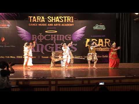 Shiv tandav-Tara Shastri Dance Academy...