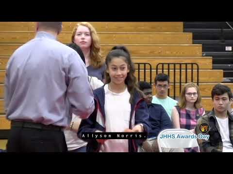 John Hardin High School Awards Day - May 20, 2019