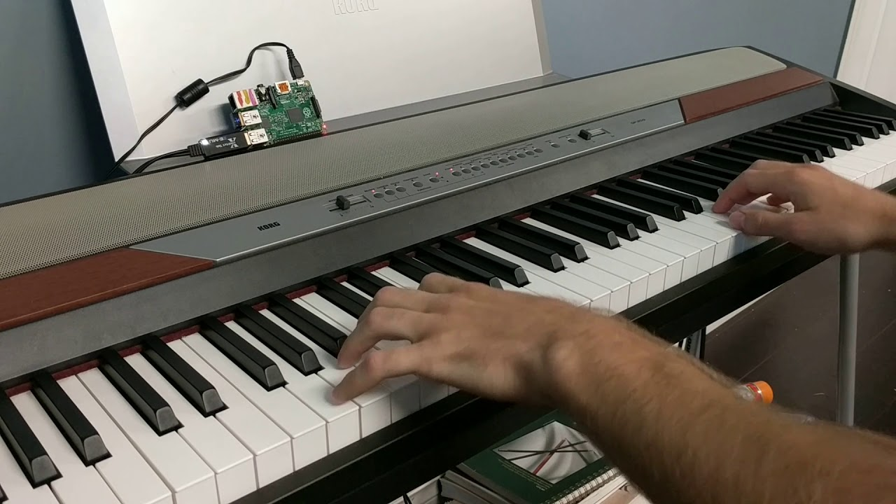 How Go and Raspberry Pi power piano-playing AI | Opensource com