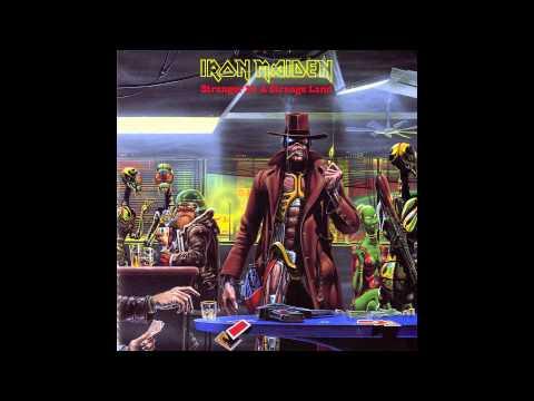Iron Maiden - Stranger In A Strange Land / That Girl