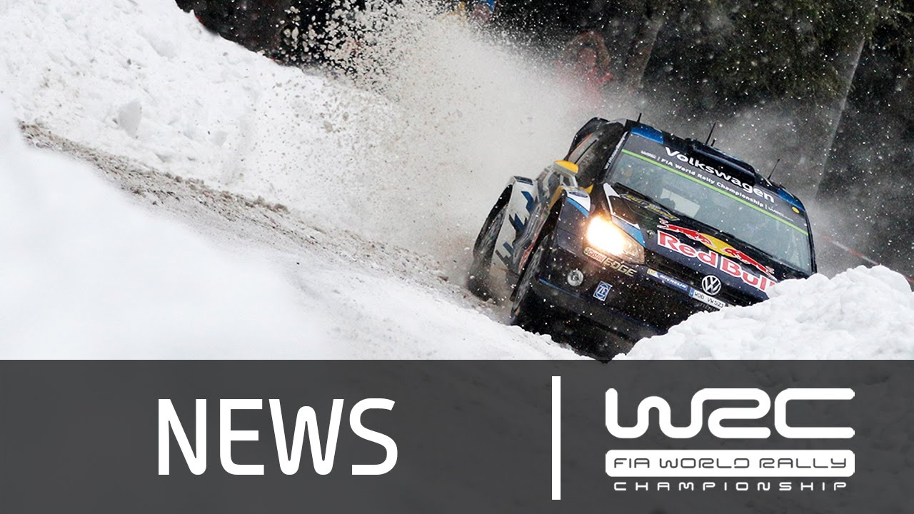 WRC Rally Sweden 2015: Stages 6-9