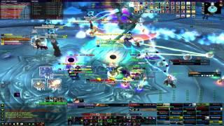 Exodus vs Lord Marrowgar 25 heroic