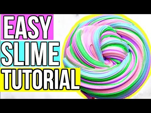 How to Make SLIME for Beginners! EVERYTHING YOU NEED TO KNOW!