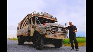 จากอากงอาม่า หาบของแลกข้าวเปลือก สู่ นาเฮียใช้ สุพรรณบุรี - 60ปี อีซูซุ