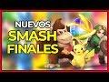 46 NUEVOS SMASH FINALES | Super Smash Bros Ultimate para NINTENDO SWITCH