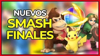 46 NUEVOS SMASH FINALES | Super Smash Bros Ultimate para NINTENDO SWITCH