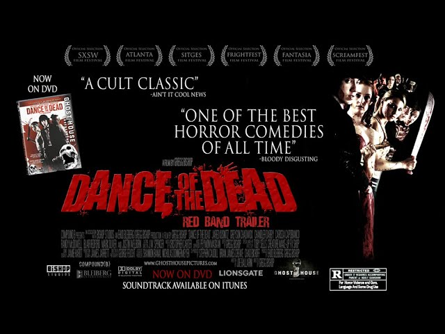 DANCE OF THE DEAD Trailer (2008) - Red Band Trailer