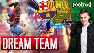 Moja Barcelona... taka piękna! | Mój dream team FC Barcelona