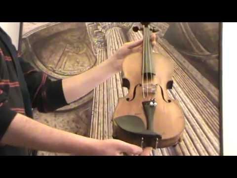 ♪♫► Antique German master violin Ernst Challier バイオリン old скрипка 小提琴 570