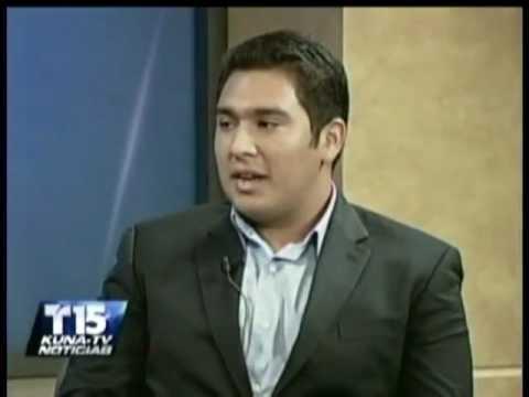 Rickey Ricardo Garcia - Opera Star - Interview in Spanish