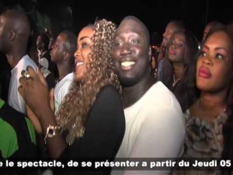 Youssou Ndour - I LOVE YOU - extrait du GRAND BAL 2016 - 2017