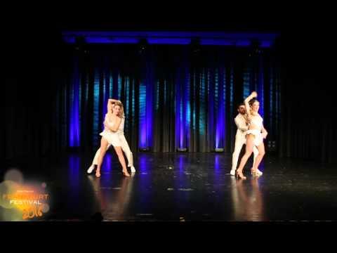 Frankfurt Festival 2016 - Ansima Dance Company - Show Saturday