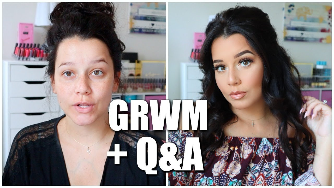 Grwm Q A When Are We Having Babies Is It Hard Being A Stepmom