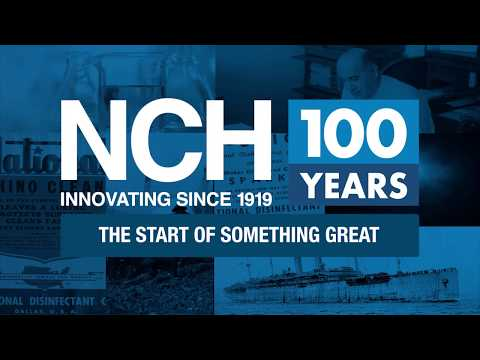 NCH 100 Years - The Start of Something Great