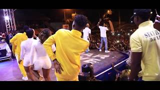 Harmonize Live Performance in DAR ES SALAAM - PART 1 (KUSI NIGHT DAR LIVE)