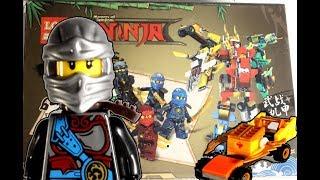 Lắp Ráp Đồ Chơi Lego Ninjago