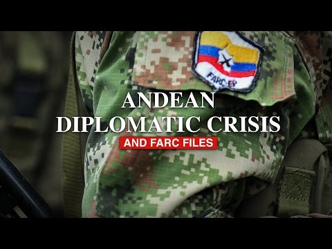 """RKN Global's Founder """"INTERPOL's 2008 Andean Diplomatic Crisis"""" // NEW WITH ENGLISH VOICEOVER"""