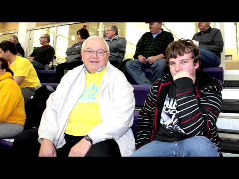 John Sunseri, Outstanding Senior Volunteer