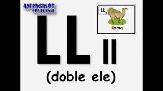 Aprendamos el Abecedario en Español No.2