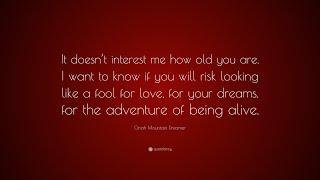 top 10 oriah mountain dreamer quotes