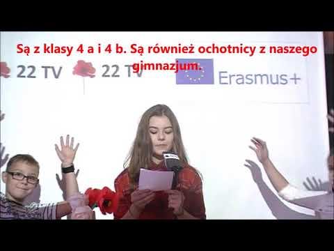 1 POLAND Maczek 22 TV   Polish school in Erasmus+
