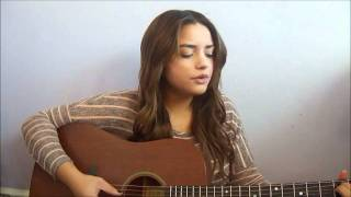 """""""Safe & Sound"""" - Taylor Swift ft. The Civil Wars (Cover by Grace) (The Hunger Games soundtrack)"""