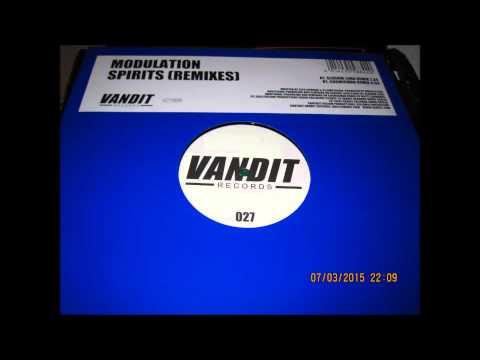 "Modulation Spirits ""Cosmicman"" Remix (Vinyl Rip)"