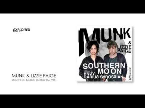 Munk & Lizzie Paige - Southern Moon (Original Mix) | Exploited