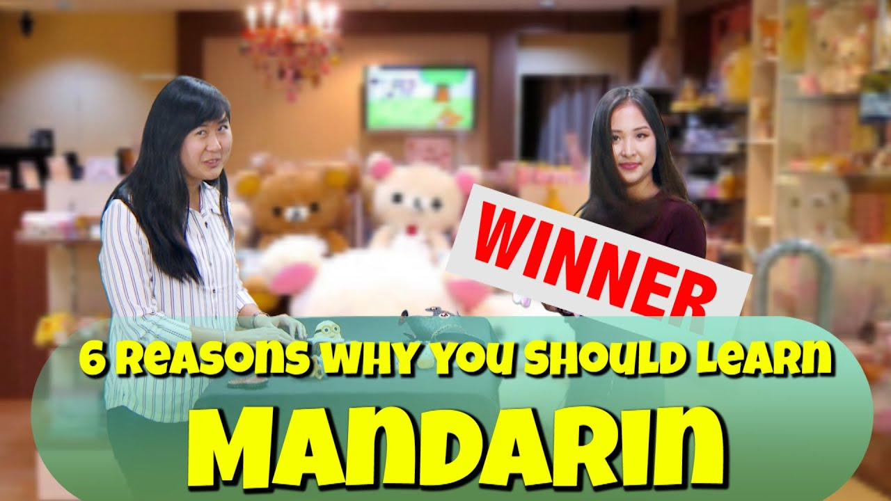 10 Reasons why you should learn Mandarin – Accent Guernsey