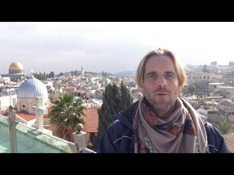 Global Visions: The power of our soul! Jerusalem, Israel/Palestine