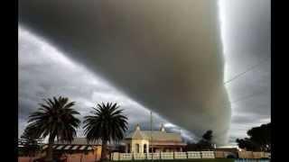 Nuvens cada vez mais estranhas aparecem no céu