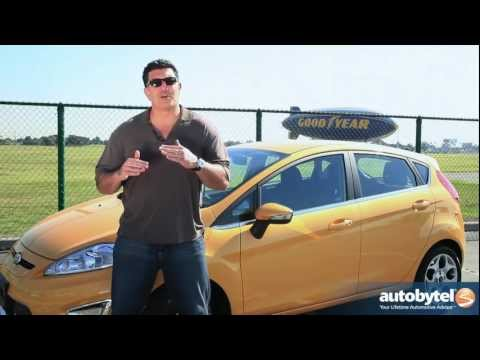 2012 Ford Fiesta Road Test & Car Review