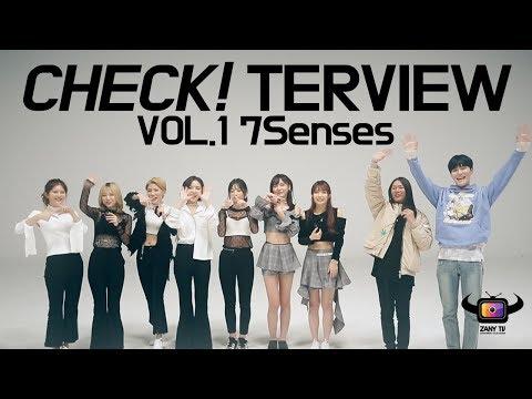 Korean idols meet Chinese idols! Jang Moon Bok & Seong Hyun Woo interviews 7SENSES of SNH48
