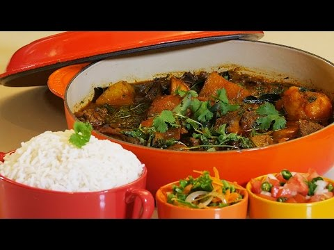 Durban's best mutton curry recipe