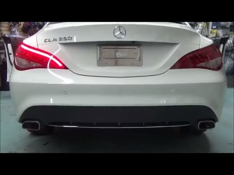 Diy sprinter van reverse camera brake light install for Mercedes benz installing parking sensors aftermarket
