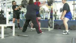 Squat 540 Pounds/245 Kilos