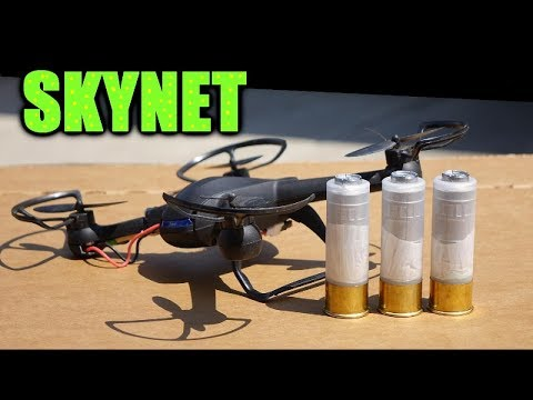 SKYNET Anti-Drone Shells - Do they live up to the hype?