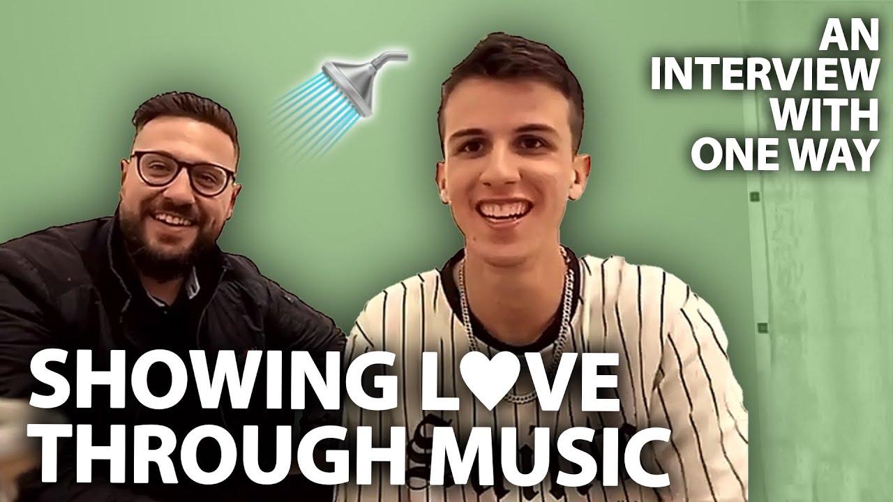 Showing love through music