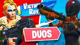 NEW BEEF BOSS SKIN!! Pro Fortnite Duos w/ FaZe Avxry!! // 1,300 Wins (Fortnite Battle Royale)