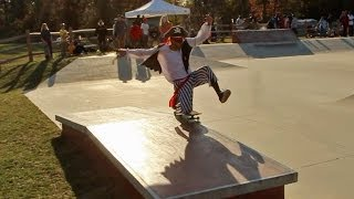 Crazy 1 Footed 50-50! Switch 540 Bigspin!