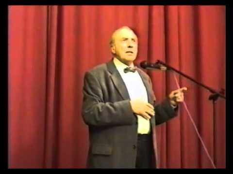 Сергей  Юрский  Концерт в Архангельске  2002