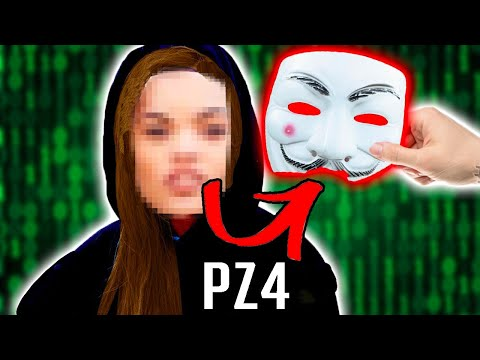 CHAD WILD CLAY UNMASKING HACKER GIRL (PZ4) & TRAPPED IN SCHOOL BUS PROJECT ZORGO (Cwc & Vy Qwaint)