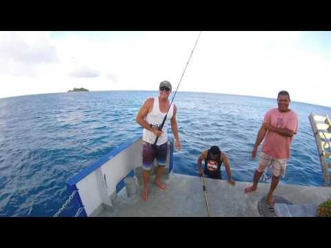 Marshall Islands Jigging