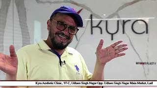 Hair Thinning in Punjab - Punjabi Actor Sardar Sohi at Kyra Clinic