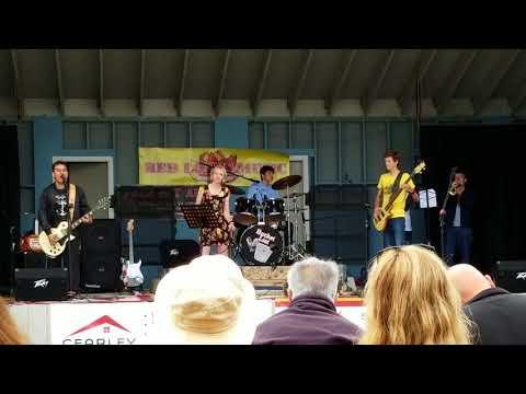 Riptyde covering the Ramones. Lincoln County Fair 2018. Newport, Oregon.
