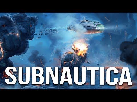 Subnautica - Ep 7  Lava Base.. Online?